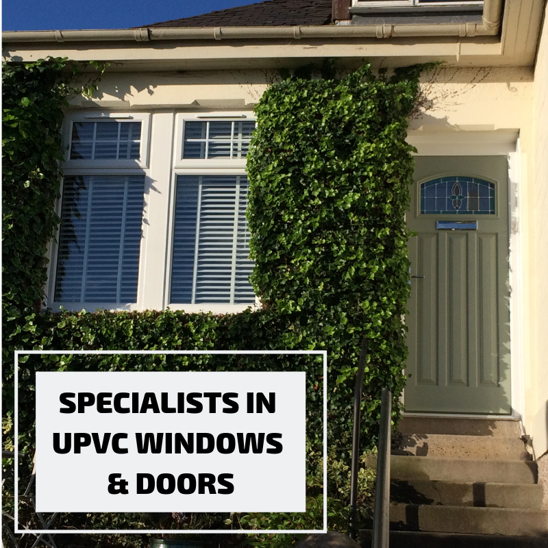 uPVC Windows and Doors - Mark Smith Glazing Edinburgh