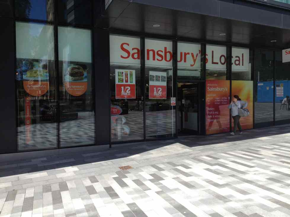 Sainsburys Commercial Glazing Mark Smith Glazing Edinburgh