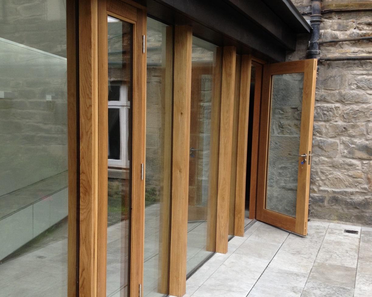 Timber Windows - Mark Smith Glazing Edinburgh