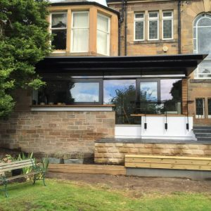 hope terrace - Mark Smith Glazing Edinburgh