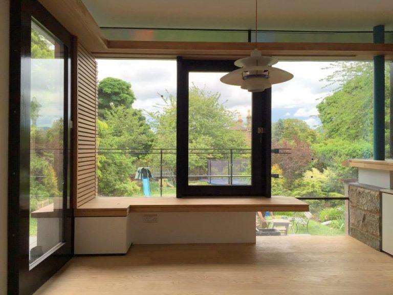 Hope terrace - Mark Smith Glazing Edinburgh
