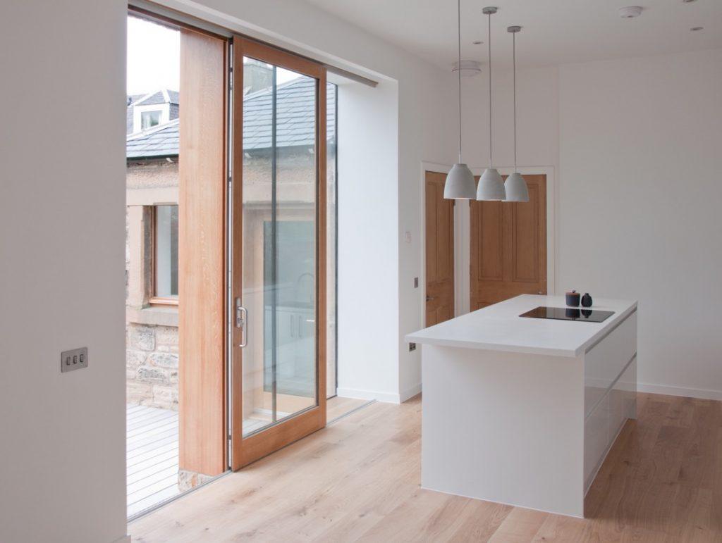 Rosefield Avenue - Mark Smith Glazing Edinburgh