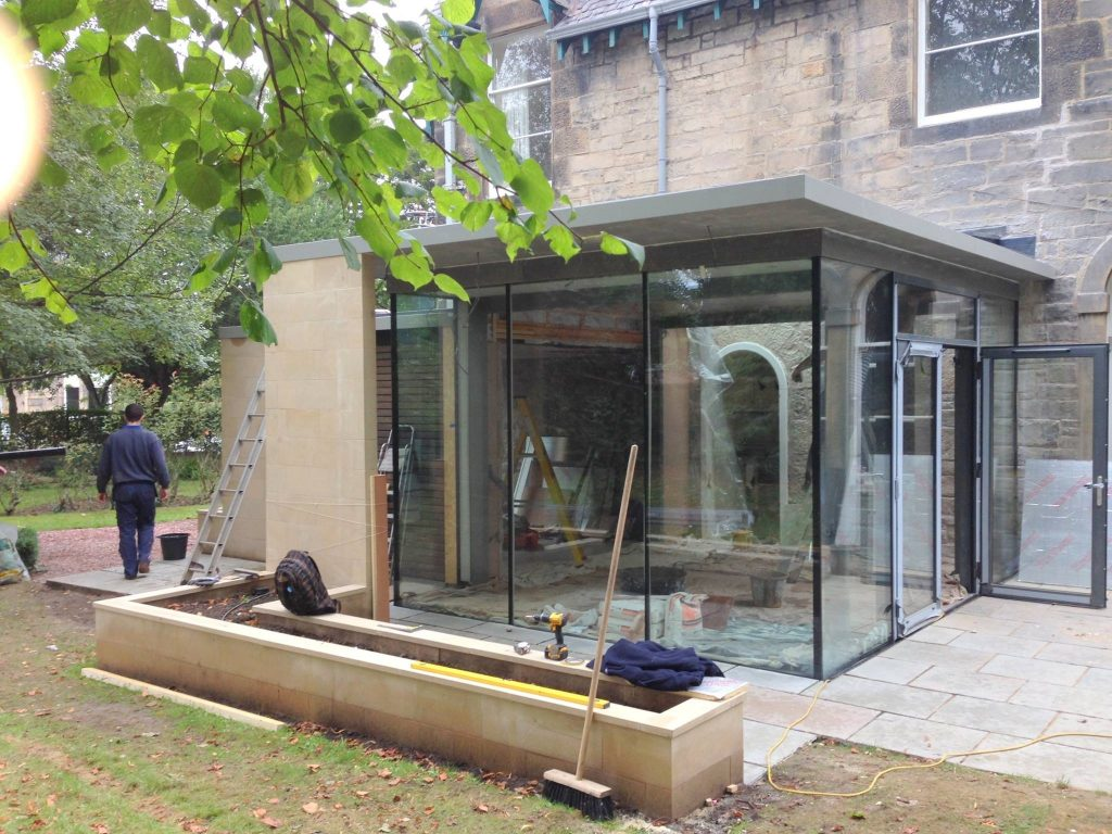 Trinity - Mark Smith Glazing Edinburgh